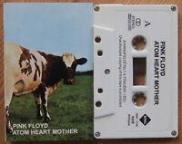 PINK FLOYD - ATOM HEART MOTHER (RING RMC1136) MEGA RARE 1990s HUNGARY CASSETTE!!