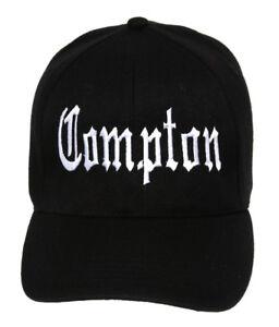 City of Compton Easy  Hat Cap  Black w/ SUNGLASSES