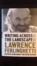 New listing Ferlinghetti,Allen Ginsberg,Kerouac - Signed Writing Across Landscape, Hc 1St Ed