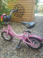 2x Puky Kids Girls Bike Pink 12 inch 3 years (100€/each)