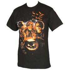 HALLOWEEN MONSTER  Men's T-shirt Black