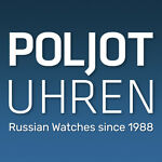 Russische Uhren - Russian Watches