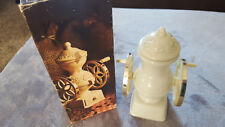 1970's Avon Country Store Coffee Mill Decanter Moonwind Cologne 5 oz. Full, NOS