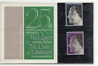 GB 1972 Royal Silver Wedding Presentation Pack VGC. Stamps. Free postage!!