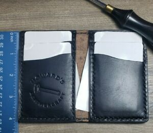 Handmade Horween Leather Minimalist Wallet