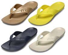 Crocs Flip Flops Synthetic Sandals & Beach Shoes for Men