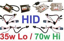 H11 HID 35W (Low) + 9005 HB3 70W (Hi) Chev GMC Suburban Silverado Tahoe 2007+
