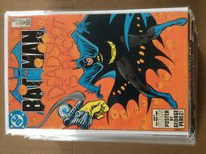 34 Book Batman Lot DC 369-699