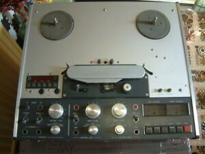 REVOX PR99MKII HS IEC ORIGINAL 2CH RECORDER 3XMETAL SWITCHES used