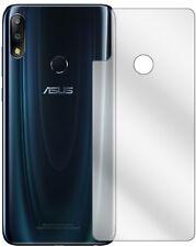 5x Schutzfolie für Asus ZenFone Max Pro (M2) Rückseite Display Folie klar