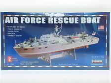 """Lot 11191   Lindberg 70888 """"Air Force Rescue Boat"""" 1:72 Kit nouveau dans neuf dans sa boîte"""