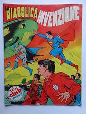 LA DIABOLICA INVENZIONE SEMICOMPLETO BATMAN SUPERMAN STATO OTTIMO