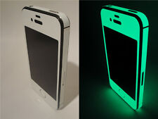 iPhone 4 *YellowGreen*  iPhone 4 Glow in the dark Full Body Skin Shield