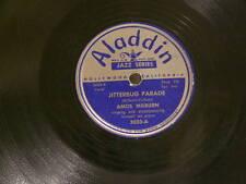 "AMOS MILBURN Jitterbug Parade / Hold Me Baby Aladdin 10"" 78"