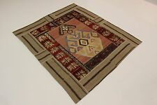 nomades patchwork Délavé Used Look PERSAN TAPIS tapis d'Orient 2,15 x 1,90