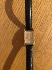 Sovereign Ladies Watch 9ct Gold Case
