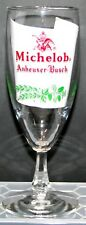ANHEUSER BUSCH BR. CO. ST. LOUIS,MO. V. 1960's A.C.L TULIP MICHELOB BEER GLASS