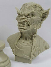 Teen Werewolf Bust - Resin Model Kit