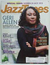 Geri Allen Women In Jazz Times Magazine Grace Kelly Helen Sung September 2013!