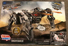 DC Justice League Talking Heroes Knightcrawler Vehicle New Interactive