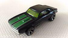 Voiture Miniature Hotwheels « Camaro 1967 TM GM » En Bon Etat.