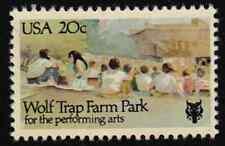 Scott # 2018...20 Cent.. .Wolf Trap Farm Park....  50 Stamps