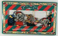 Vintage Blinky Bill Christmas Ornaments Myer Grace Bros Exclusive Australia