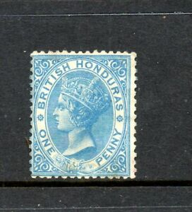 British Honduras - Scott # 1 - Unused no gum