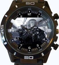 Swat Team Leader New Trendy Sports Series Unisex Gift Watch