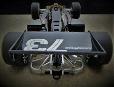 RACER 1 F GP McLAREN AUTO da corsa anni '70 INDY 500 24 VINTAGE 43 SPORT 12