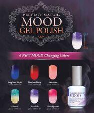 LeChat Mood Color Changing Soak Off Gel Polish Pick Any