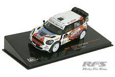 Mini Cooper WRC - Duval / Leyh - Rallye de Wallonie 2013 - 1:43 RAM 556