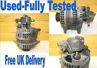 Vauxhall astra combo 1.7 diesel alternator 2000 2001 2002-10 hitachi LR1100-502