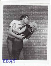 Steve Cochran Ruth Roman RARE Photo Tomorrow Is Another day