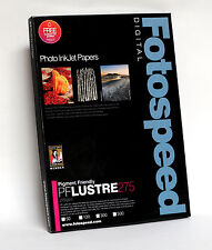 Fotospeed PF Lustre 275gsm 5x7 100 Sheets