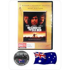 No Country for Old Men (DVD) - Region 4 - Tommy Lee Jones - Javier Bardem