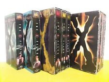 The X-Files Boxed Set - VHS 8 Tape Lot (Free Shipping)