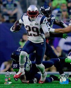 LeGarrette Blount New England Patriots NFL Licensed Unsigned Matte 8x10 Photo A