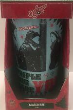 A Christmas Story Drinking Glass I Triple Dog Dare You 16 Oz Flick Schwartz