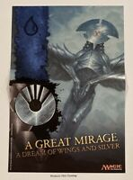 MTG Magic The Gathering Mirrodin Besieged A Great Mirage Promotional Poster NEW