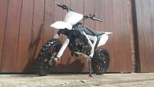 Pocketbike Crossbike Dirtbike Mini Bike 706 Kinder Motorrad Pocketcross Schwarz
