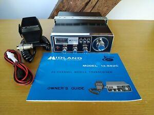Radio CB vintage MIDLAND mod. 13-882C