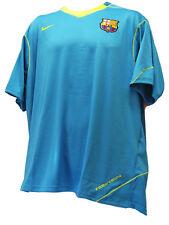 Nike Barcelona ENTRAÎNEMENT FOOTBALL T-SHIRT Avant Match turquoise XXL