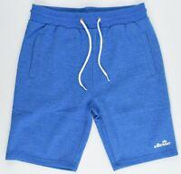ELLESSE Men's Blue Sweat Shorts, Fleece Lined, size SMALL