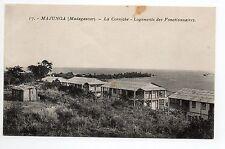 MADAGASCAR MAJUNGA colonie française la corniche logement des fonctionnaires
