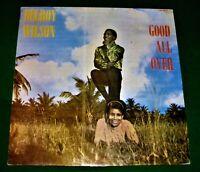 DELROY WILSON: Good All Over, Coxsone, Reissue Reggae LP NEW UNPLAYED