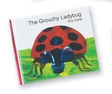 "Grouchy Ladybug Mini Book for 18"" American Girl Doll Accessory"