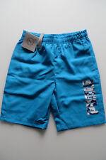 PUMA Shorts HERO 140, Tasche, US M UK 9 10 Y,Hose Bermudas Sporthose türkis blau