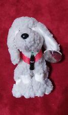 International Coca Cola Collection Dog Strudel France Stuffed Animal Plush 1998