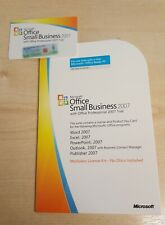 Genuine Microsoft Office Small Business Medialess License Kit